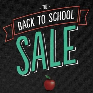 🔥 Back to school Sale final prices  Big Sale